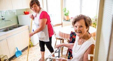 Symbolbild Lehrgang Hauswirtschaft und Betreuung