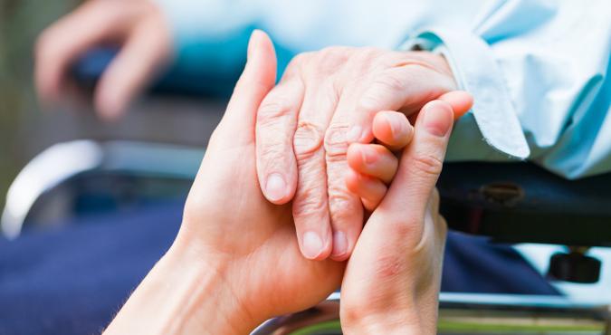 Palliative Care und Sterben