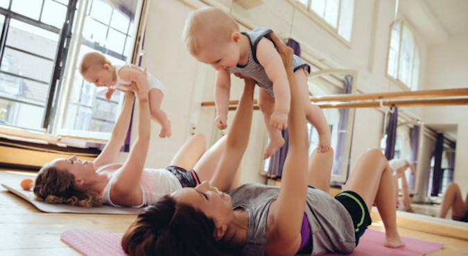 Gymnastique postnatale