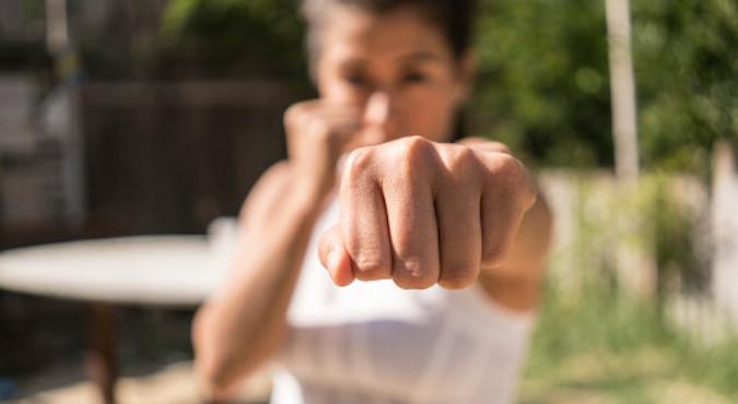 Autodéfense pour les adolescents